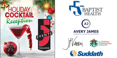 J Events | Holiday Cocktail Reception tickets