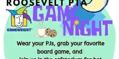 RSVLT Family Game Night