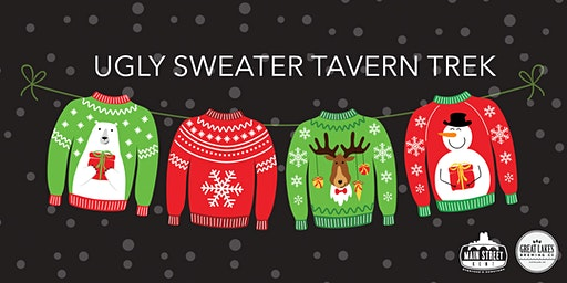 Ugly Sweater Tavern Trek 2019