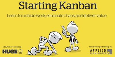 Starting Kanban (Kanban Certification Training)