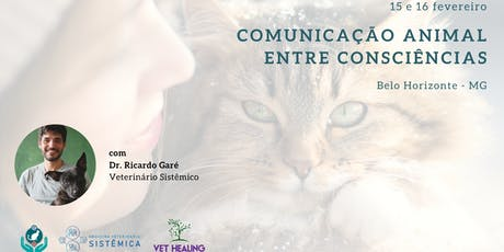 Curso Inicial Comunicação Animal (15 e 16 de fevereiro - Belo Horizonte) ingressos