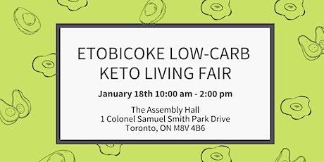 The Etobicoke Low-Carb Keto Living Fair tickets