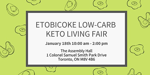 The Etobicoke Low-Carb Keto Living Fair