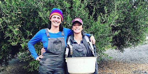 A Farmer's Affair w/ Wild Poppies Olive Oil