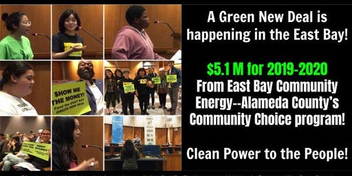 East Bay Green New Deal
