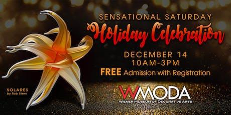 Sensational Saturday - Holiday Magic tickets