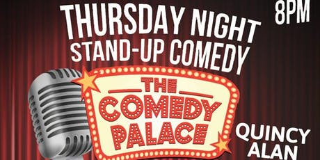 Thursday Night Stand-up Comedy tickets