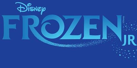 Disney's Frozen Jr. presented by Theatre 360  at the Boston Court Pasadena Dec. 13 - 15  tickets