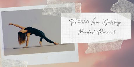 The 20/20 Vision Workshop tickets