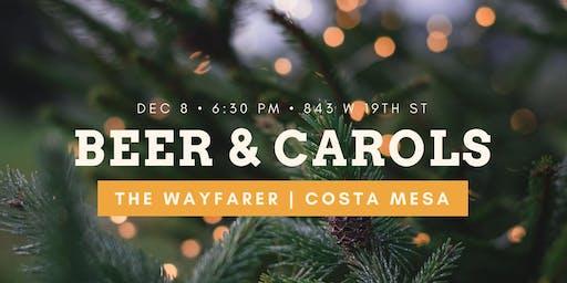 Beer & Carols Holiday Sing-Along at The Wayfarer