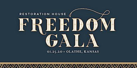 Restoration House Freedom Gala tickets