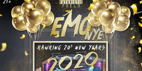 EMO NYE - Rawring 20's New Years Party tickets