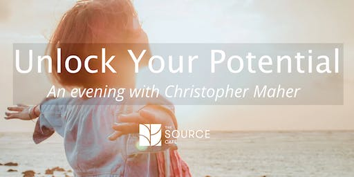 A Night of Insight and Inspiration with Christopher Maher