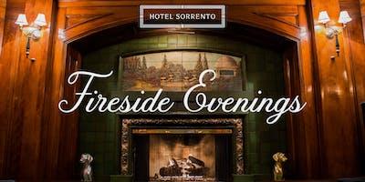 Fireside Evenings with Deejayhershe + TBD