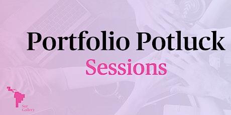 Portfolio Potluck Sessions tickets