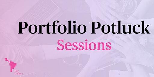 Portfolio Potluck Sessions