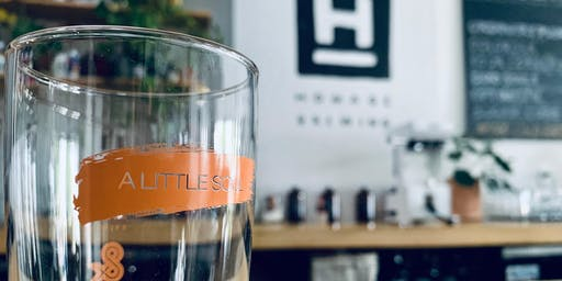Homage Brewing + LIFEXLLAB A Little Soul Release & SHAKAS x BEER Share