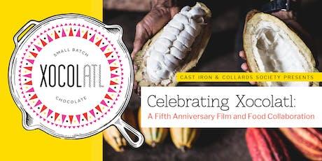 "Celebrating Xocolatl: Screening of ""Setting the Bar"" at The Plaza Theatre tickets"