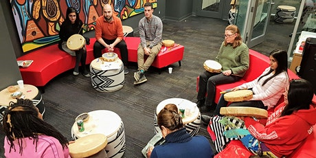 Spirit Wind Indigenous Women's  Hand Drum Group at Waakebiness-Bryce tickets