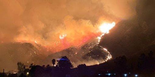 Cal OES Hillside Fire FMAG Applicant's Briefing