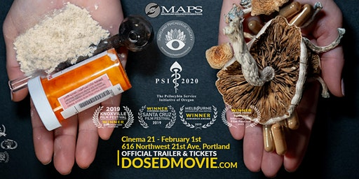 DOSED Documentary + Q&A ***New Showtimes Added*** (Feb 1 is SOLD OUT)