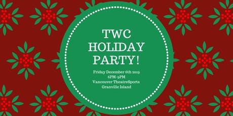 TWC Staff Holiday Party tickets