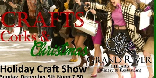 Crafts Corks & Christmas