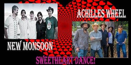 NEW MONSOON & ACHILLES WHEEL SWEETHEART DANCE - LIVE IN AUBURN! tickets