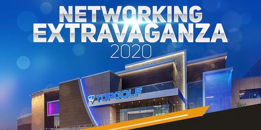 First TopGolf Business Networking Extravaganza of 2020! All Businesses Welcomed!