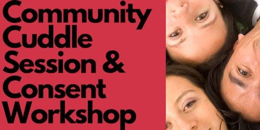 Community Cuddle Session & Consent Workshop