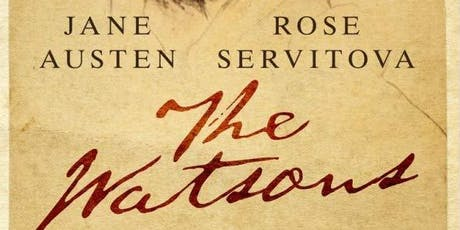 Author Visit: Rose Servitova tickets