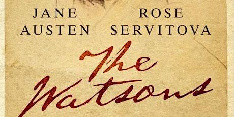 Author Visit: Rose Servitova tickets