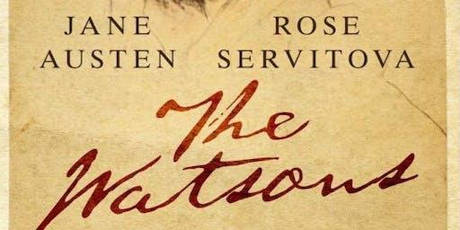 Author Visit: Rose Servitova