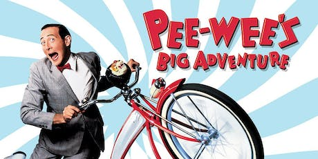 Pee-Wee's Big Adventure at The Plaza Theatre tickets
