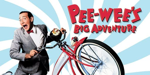 Pee-Wee's Big Adventure at The Plaza Theatre