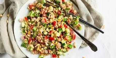 San Antonio: Cooking Whole Grains with Health Care Advisor tickets