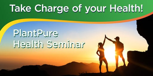PlantPure Health Seminar