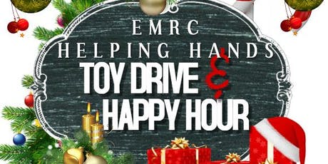 Helping Hands Toy Drive & Happy Hour tickets