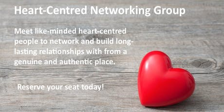 Heart-Centred Networking Group tickets