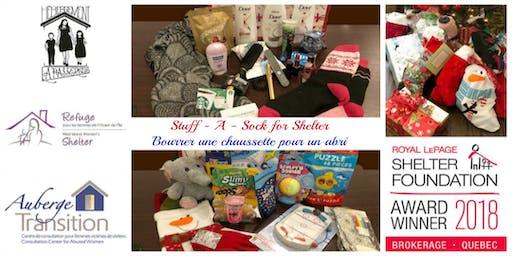 RLP Village Stuff-A-Sock For Shelter
