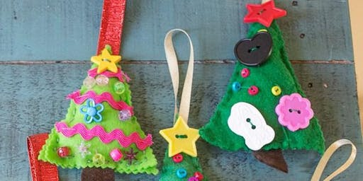 Sewing Bees Club: DIY Winter Ornaments