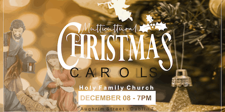 Multicultural Christmas Carols 2019 [Free Concert] tickets