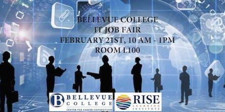 Bellevue College IT  Job Fair tickets