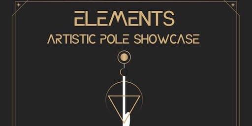 Elements Artistic Pole Show