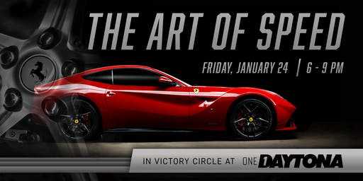 Art of Speed Car Entry
