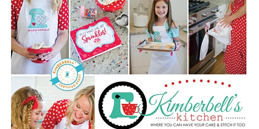 Kimberbell Event: Kimberbell's Kitchen