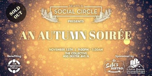 SSC Presents: An Autumn Soirée