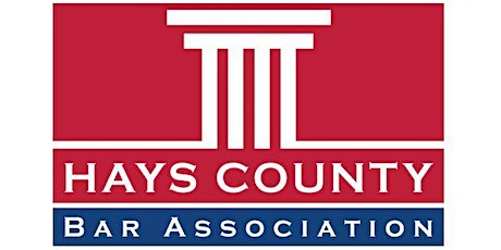 Hays County Bench Bar Conference  - Spring 2020   tickets