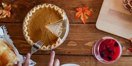 Gratitude Pie Party