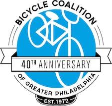 Bicycle Coalition of Greater Philadelphia (BCGP)  logo